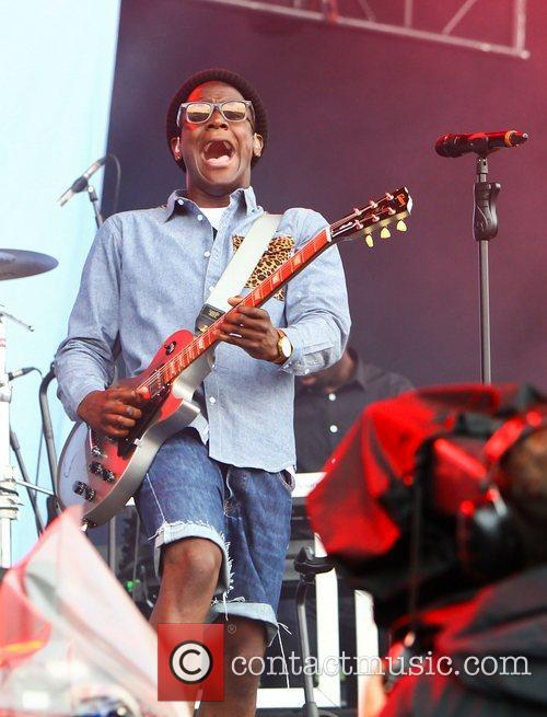 Labrinth and Wireless Festival 19