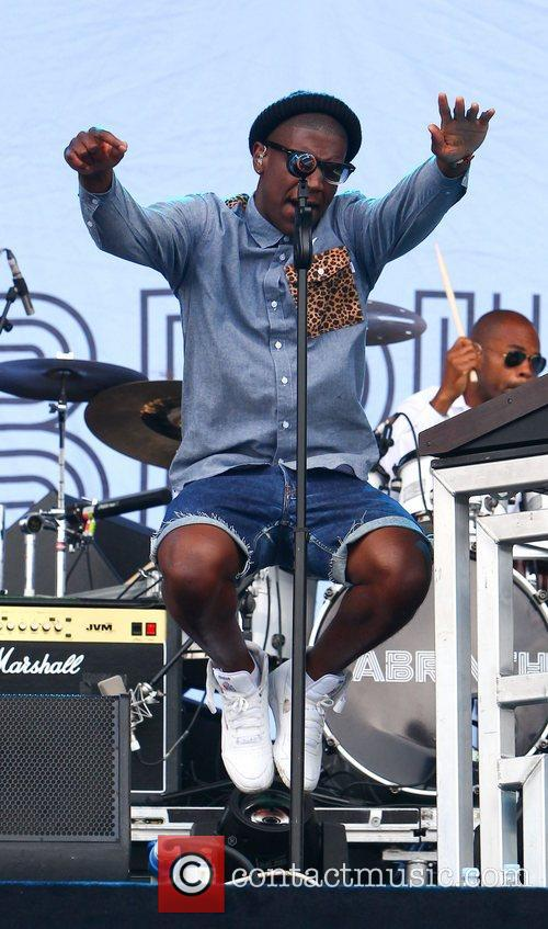 Labrinth and Wireless Festival 26