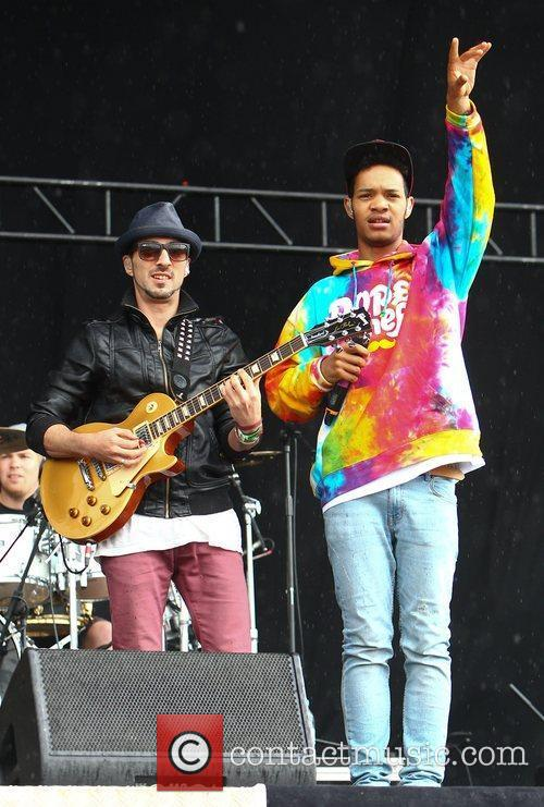 Rizzle Kicks and Wireless Festival 8