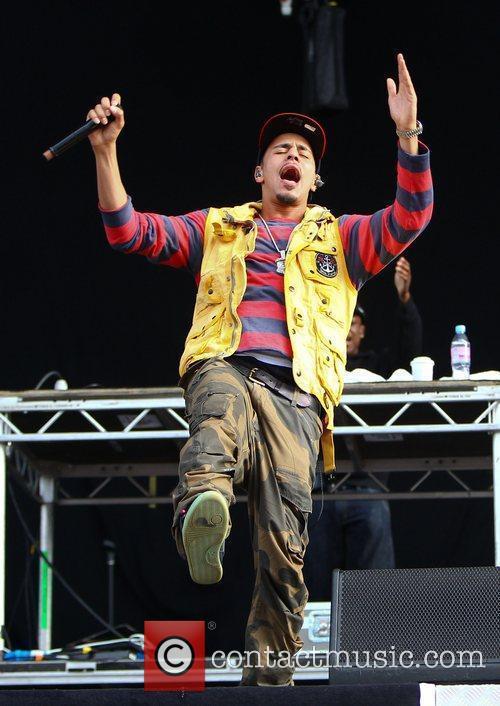J Cole, Barclaycard Festival