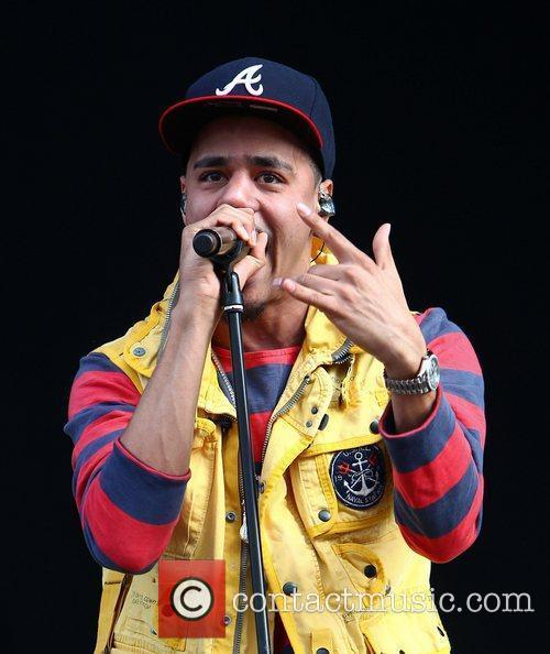 J.cole, J. Cole and Wireless Festival 8