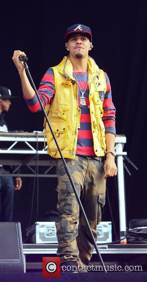 J.Cole, J. Cole and Wireless Festival 14