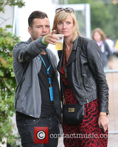 Mark Wright and Wireless Festival 5