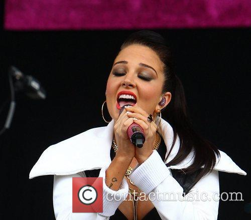 Tulisa Contostavlos and Wireless Festival 21