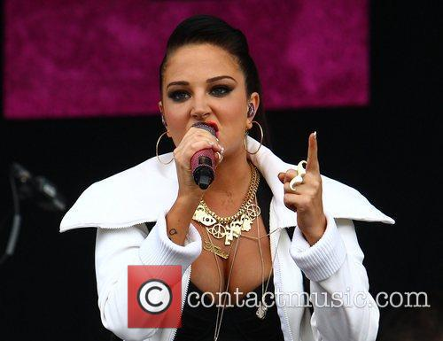 Tulisa Contostavlos and Wireless Festival 23