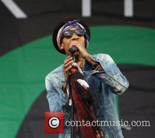 Wiz Khalifa and Wireless Festival 8