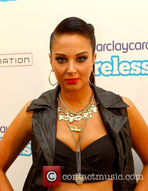 Tulisa Contostavlos and Wireless Festival 29
