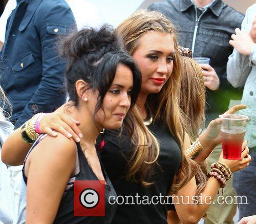 Lauren Goodger and Wireless Festival 5