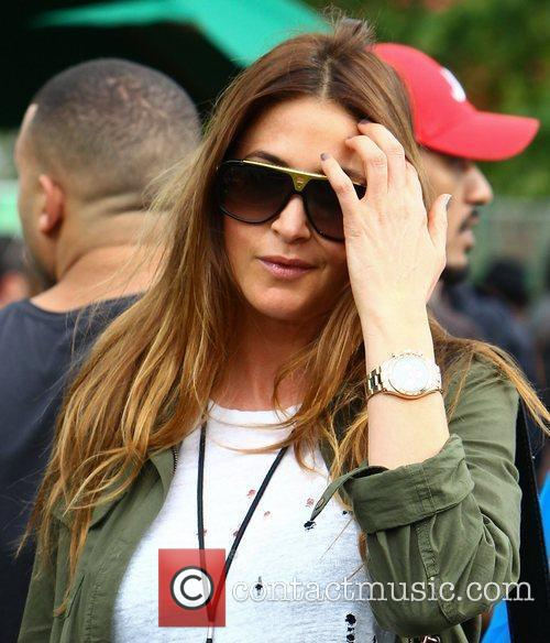 Lisa Snowdon and Wireless Festival 4