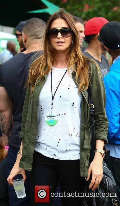 Lisa Snowdon and Wireless Festival 5