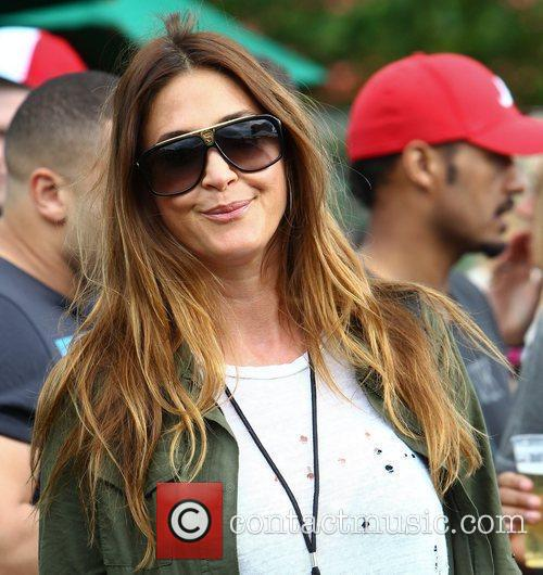 Lisa Snowdon and Wireless Festival 6
