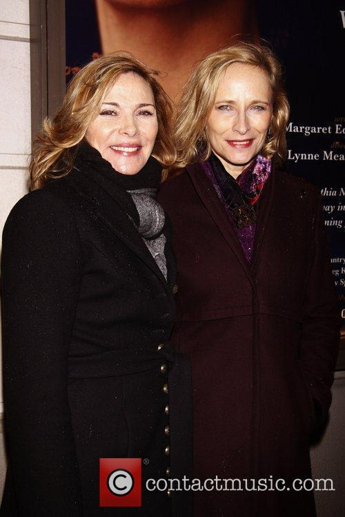 Kim Cattrall and Laila Robins 2