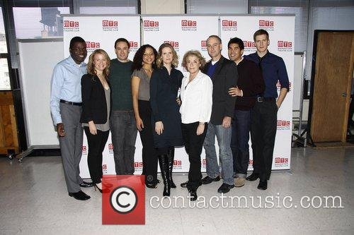 Cynthia Nixon and cast  Photo call for...