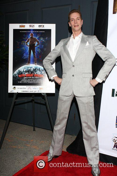 The Premiere of ''With Great Power: The Stan...