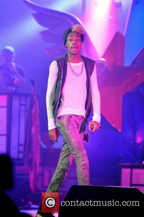 Wiz Khalifa, Bank United Center, University, Miami and Tour 5
