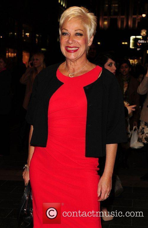 Denise Welch and London Palladium 3