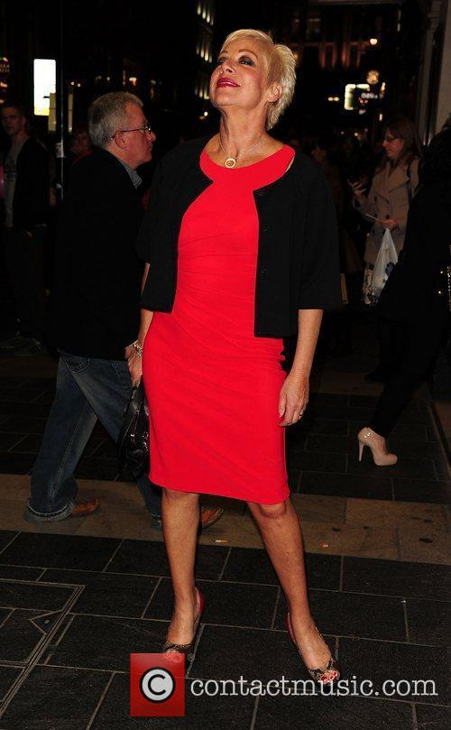 Denise Welch and London Palladium 1