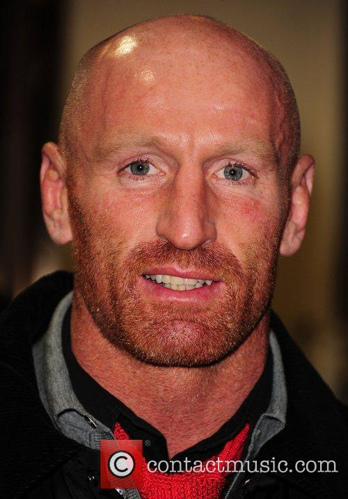 Gareth Thomas  attending the The Wizard of...