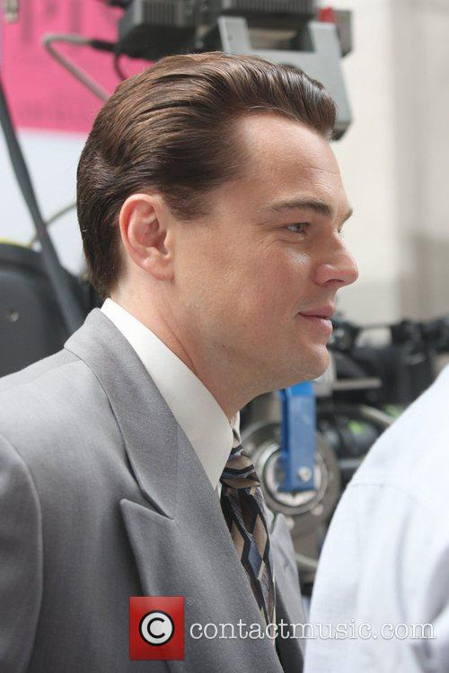 Leonardo Dicaprio and Wall Street 2