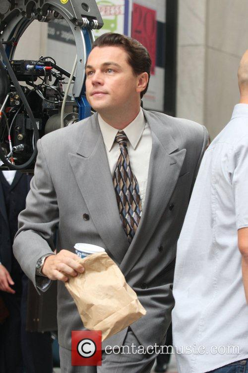 Leonardo Dicaprio and Wall Street 3