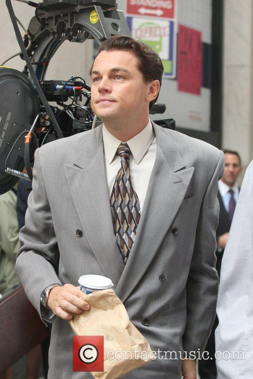 Leonardo Dicaprio and Wall Street 4