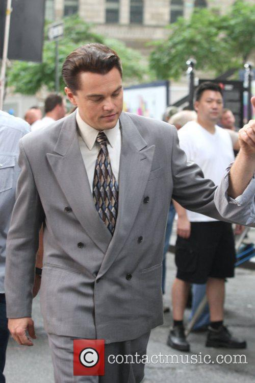 Leonardo Dicaprio and Wall Street 5