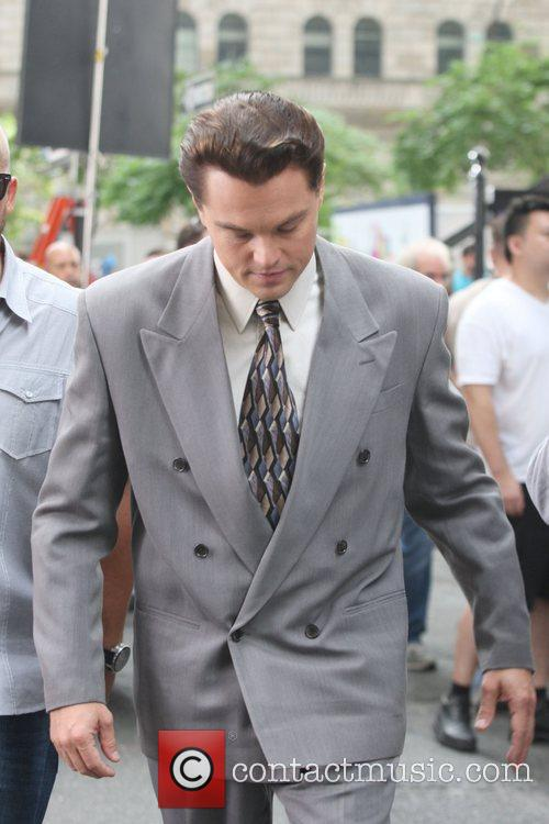 Leonardo Dicaprio and Wall Street 1