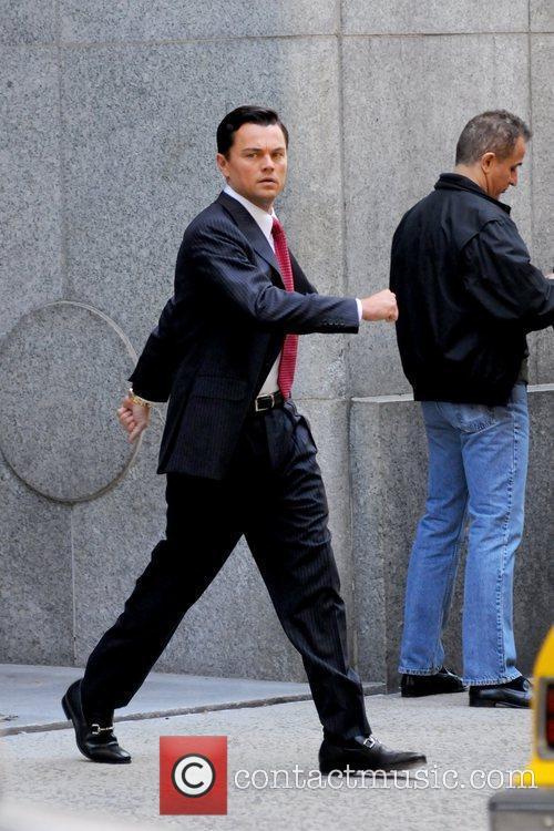Leonardo DiCaprio, The Wolf, Wall Street and Manhattan New York City 16