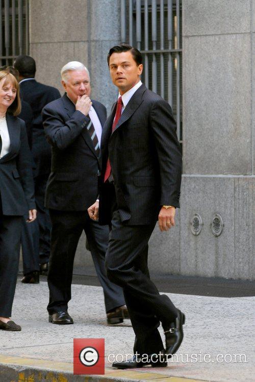 Leonardo DiCaprio, The Wolf, Wall Street and Manhattan New York City 12