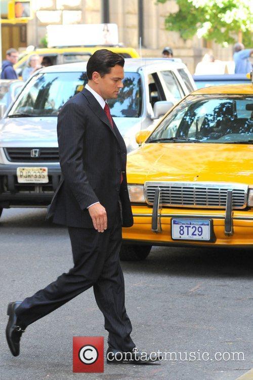 Leonardo DiCaprio, The Wolf, Wall Street and Manhattan New York City 13