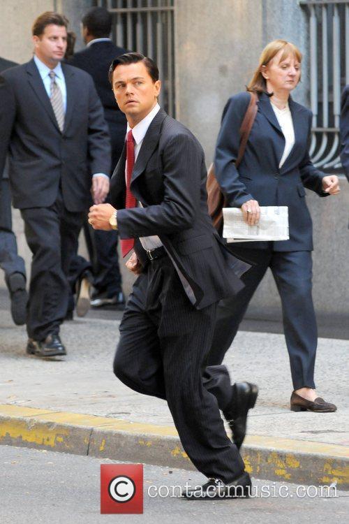 Leonardo DiCaprio, The Wolf, Wall Street and Manhattan New York City 19