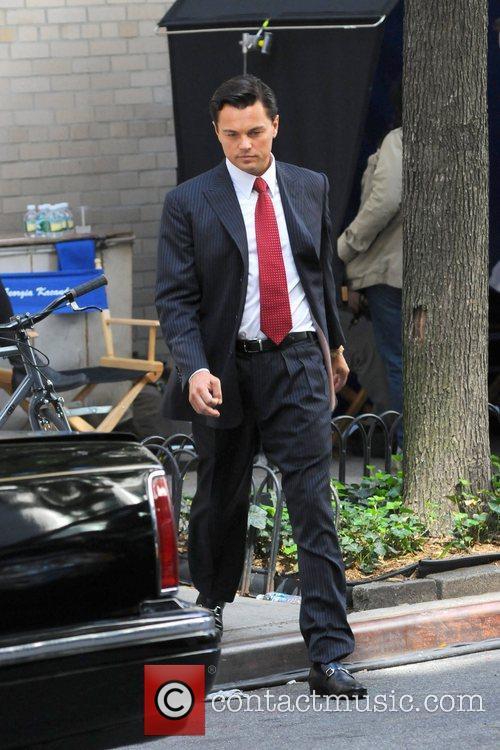 Leonardo DiCaprio, The Wolf, Wall Street and Manhattan New York City 14