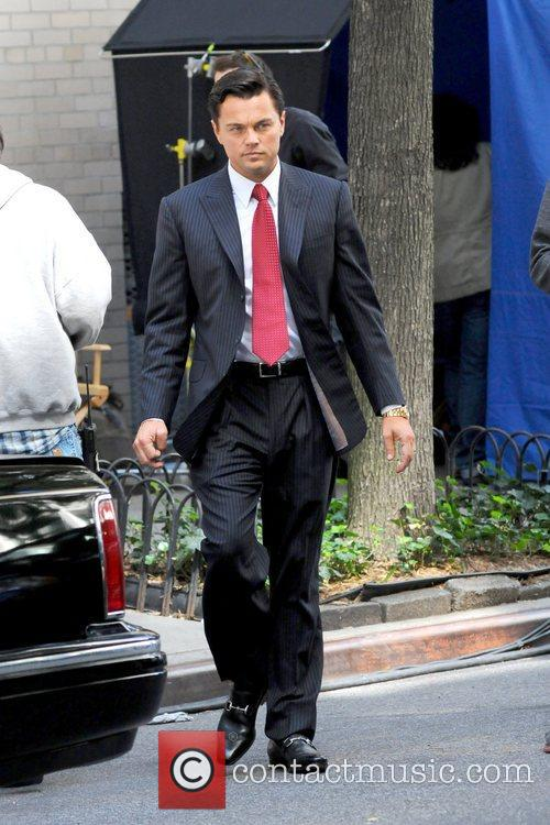 Leonardo Dicaprio, The Wolf, Wall Street and Manhattan New York City 2