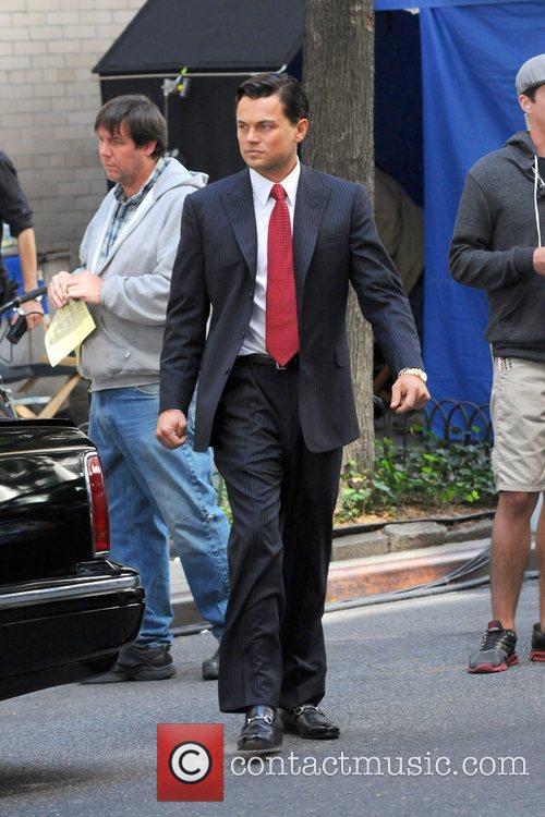 Leonardo DiCaprio, The Wolf, Wall Street and Manhattan New York City 17