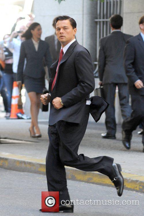 Leonardo DiCaprio, The Wolf, Wall Street and Manhattan New York City 18