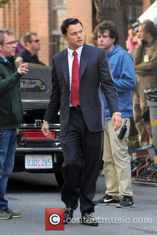 Leonardo DiCaprio, The Wolf, Wall Street and Manhattan New York City 15