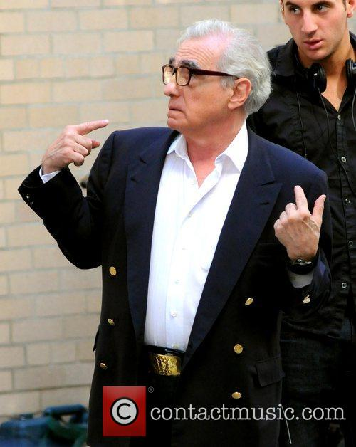 Martin Scorsese, The Wolf, Wall Street and Manhattan New York City 2
