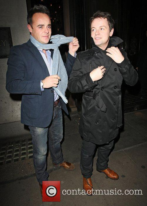 Ant Mcpartlin and Declan Donnelly 2