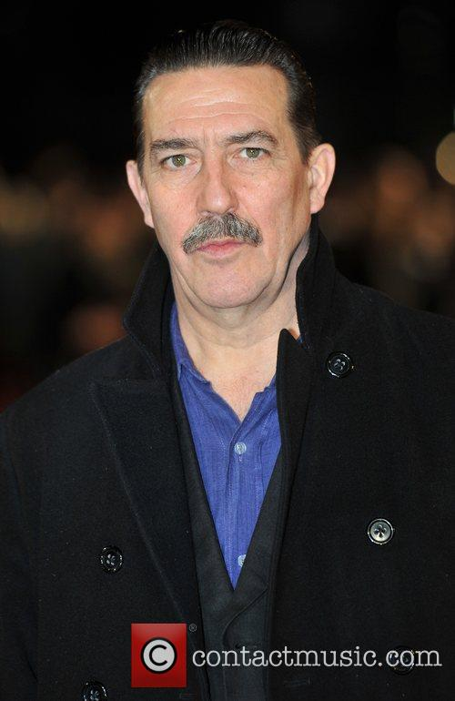Ciaran Hinds and Royal Festival Hall
