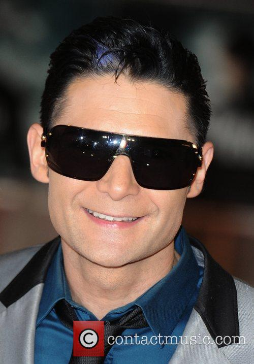 Corey Feldman and Royal Festival Hall 6