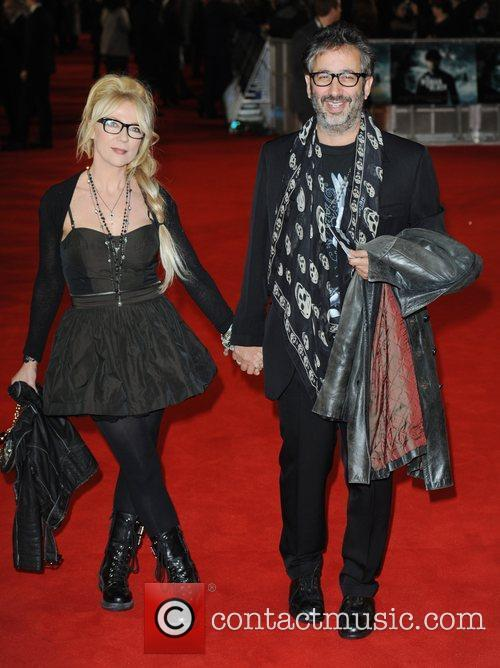 David Baddiel, Royal Festival Hall