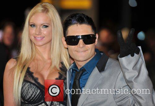 Corey Feldman and Royal Festival Hall 8
