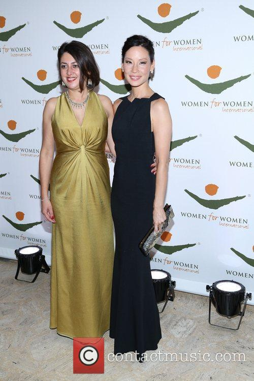 2012 Women For Women International Gala at Koch...