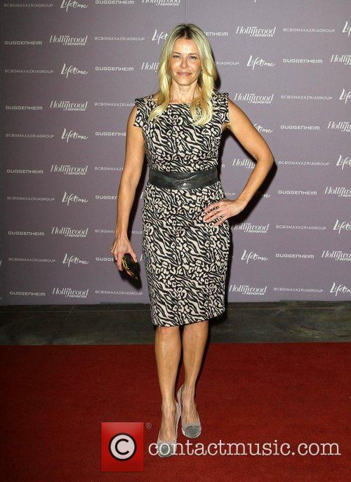 Chelsea Handler The Hollywood Reporter's Annual 'Power 100:...