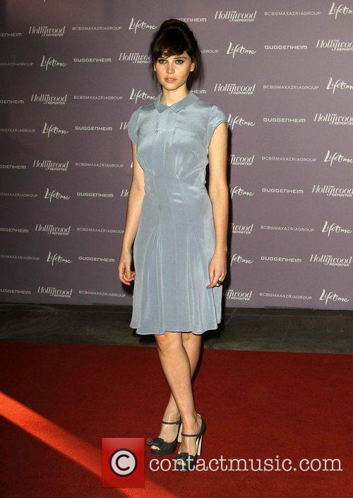 Felicity Jones The Hollywood Reporter's Annual 'Power 100:...