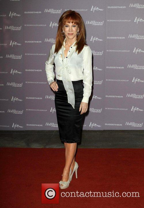 Kathy Griffin The Hollywood Reporter's Annual 'Power 100:...