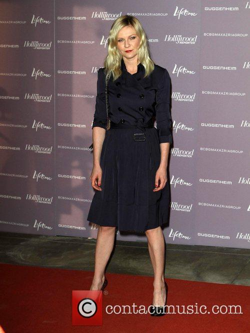 Kirsten Dunst The Hollywood Reporter's Annual 'Power 100:...