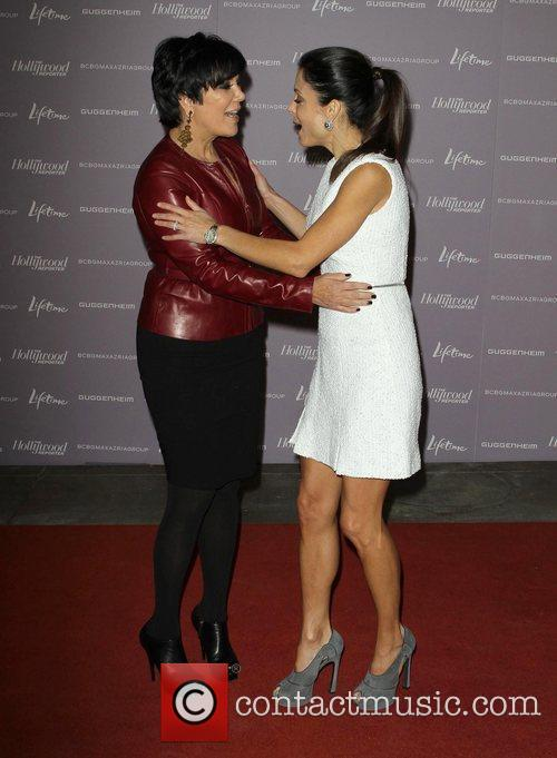 Kris Jenner and Bethenny Frankel 1