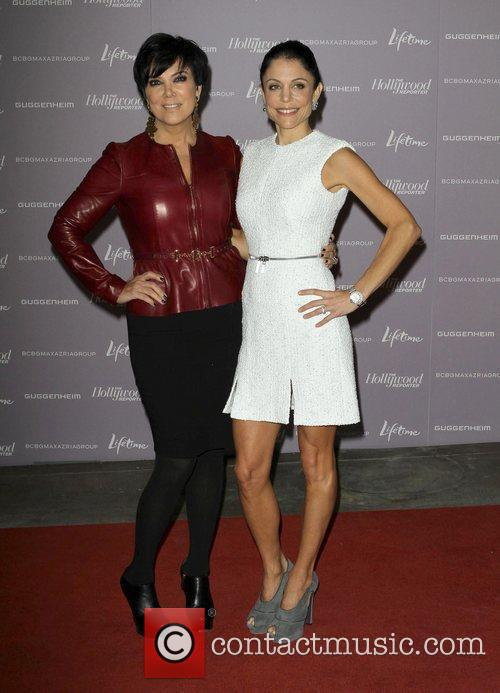 Kris Jenner and Bethenny Frankel 3