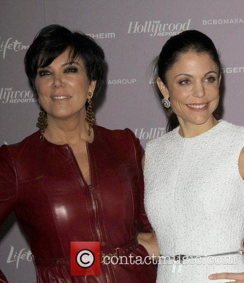 Kris Jenner and Bethenny Frankel 7